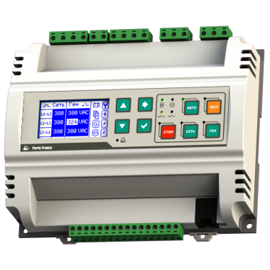 Контроллер автоматического ввода резервного питания Porto Franco (Порто Франко) АВР CМ