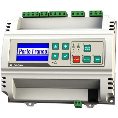 Контроллер автоматического ввода резервного питания Porto Franco (Порто Франко) АВР CC