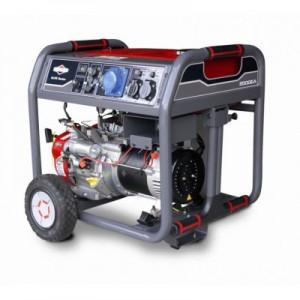 Бензиновый генератор Briggs&Straton 8500EA Elite