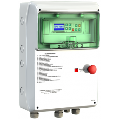 Контроллер автоматического ввода резервного питания Porto Franco (Порто Франко) АВР С-50