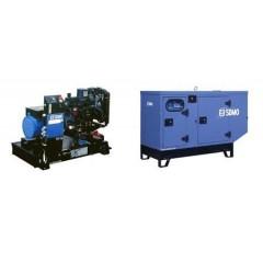 Дизель-генератор SDMO T12KM