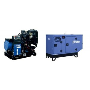 Дизель-генератор SDMO J44K