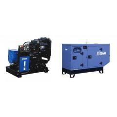 Дизель-генератор SDMO J33K