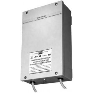 Стабилизатор напряжения Струм СТР-1200ВП в пылевлагозащитном корпусе