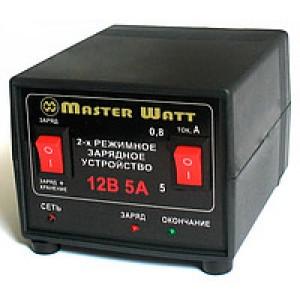 Автоматическое зарядное устройство Master Watt 12V/0,8-5A