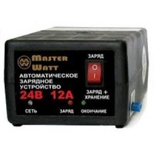 Автоматическое зарядное устройство Master Watt 24В/12A