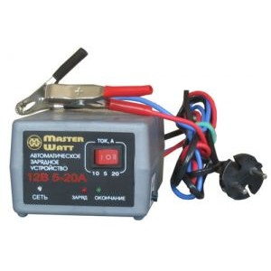 Автоматическое зарядное устройство Master Watt 12В/20A