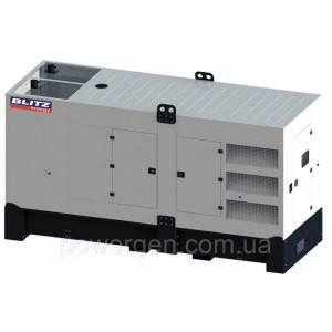 Дизельный генератор Blitz BDG 160P