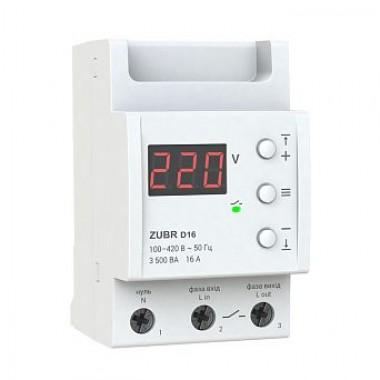 Реле контроля напряжения ZUBR D32t